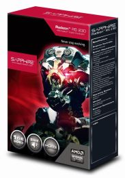 Videokaart ATI Radeon R5-230 1GB